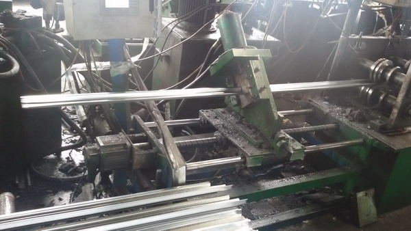 Manufacturing Of Ceiling Suspension Tiles Tee Grids