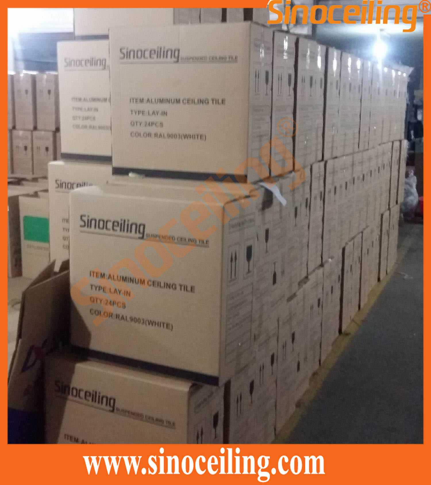Aluminum Ceiling Tile Carton Of Aluminum Ceiling Tile