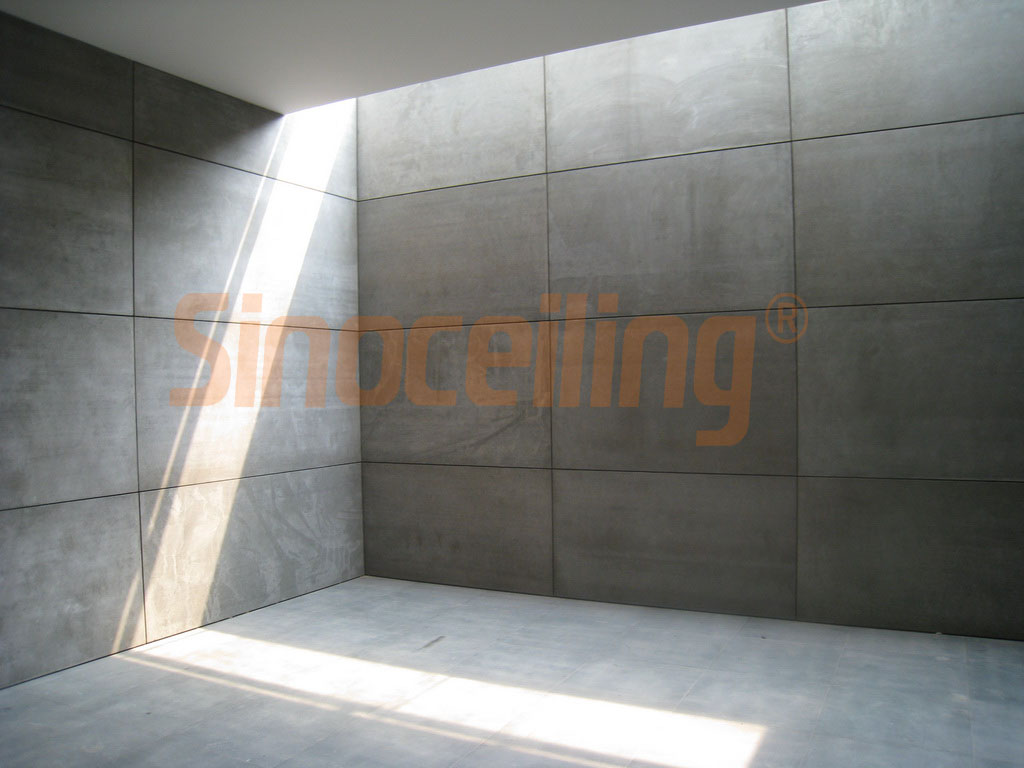 Wall Panels Cement Board : Fiber cement board drywall partition boards