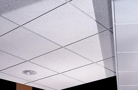 Mineral Fiber Ceiling Board Ceiling Suspension System